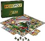 zelda monopoly board game - Monopoly the Legend of Zelda Board Game