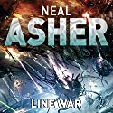 Line War Audiobook by Neal Asher Narrated by David Marantz