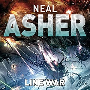Line War Audiobook