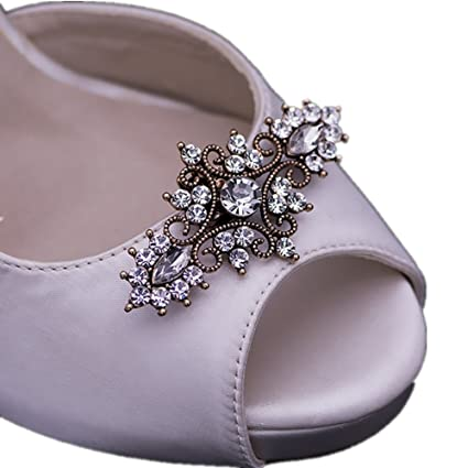 Image Unavailable. Image not available for. Color  Casualfashion 1 Pair  Fashion Women s Shoe Decoration ... 52762298a6bc