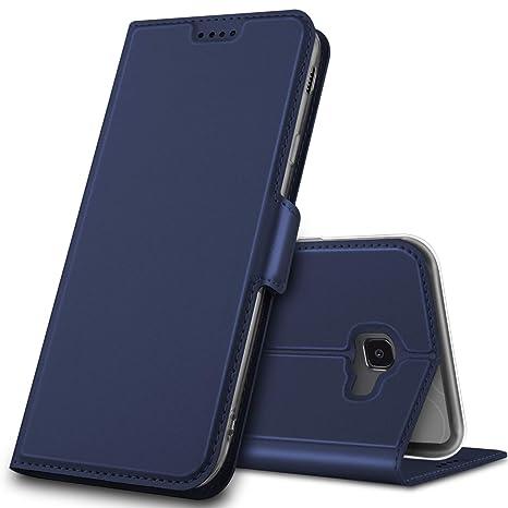GeeMai Diseño para Samsung Galaxy J4 Plus Protectora Funda, con Soporte Plegable Apto para Samsung