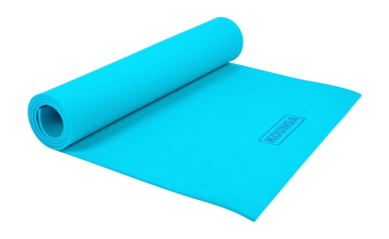 Kounga Mat Kid 5 Esterilla de Yoga, Unisex niños, Turquoise ...