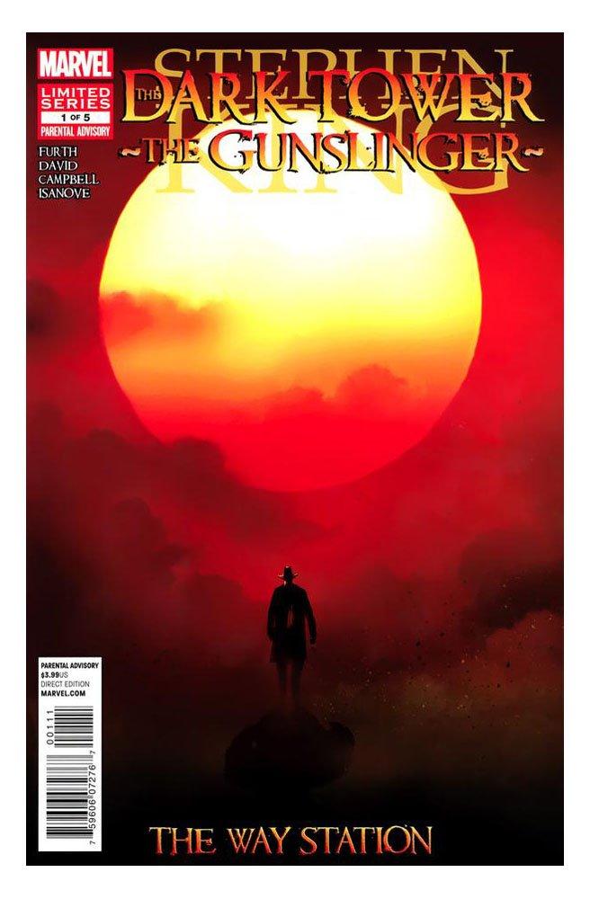 Read Online Dark Tower Gunslinger Way Station #1 ebook