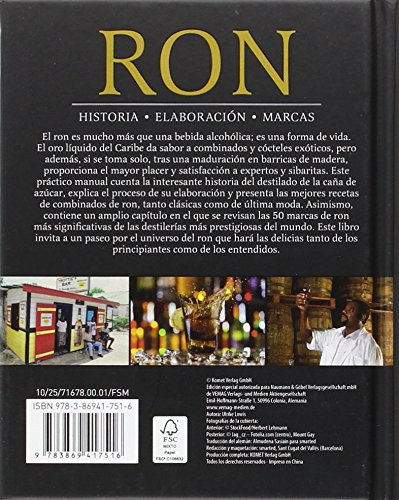 Ron. Minilibros De Cocina: Amazon.es: Lowis, Ulrike: Libros