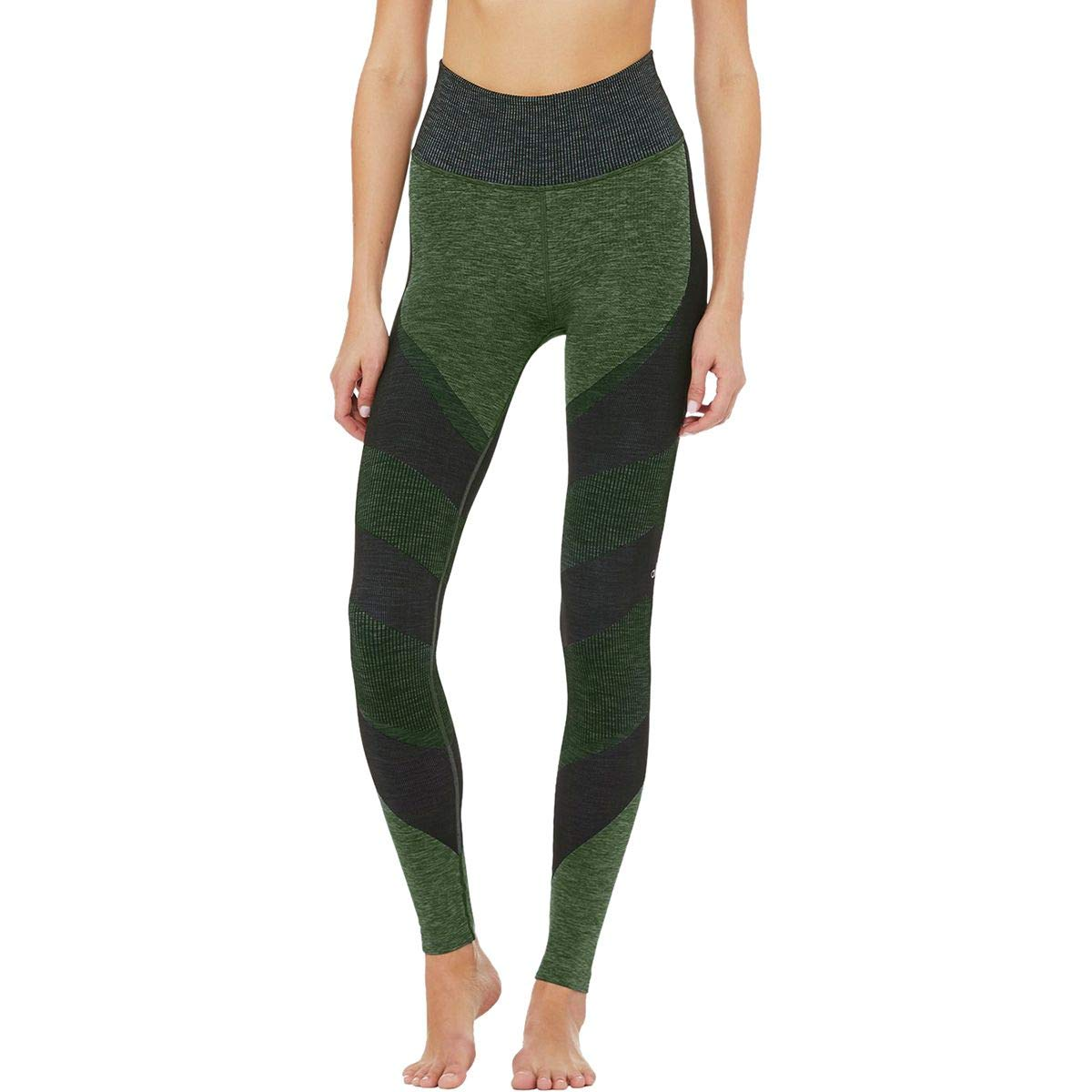 a1e790142b Amazon.com: Alo Yoga High-Waist Seamless Lift Legging - Women's Hunter, L:  Sports & Outdoors