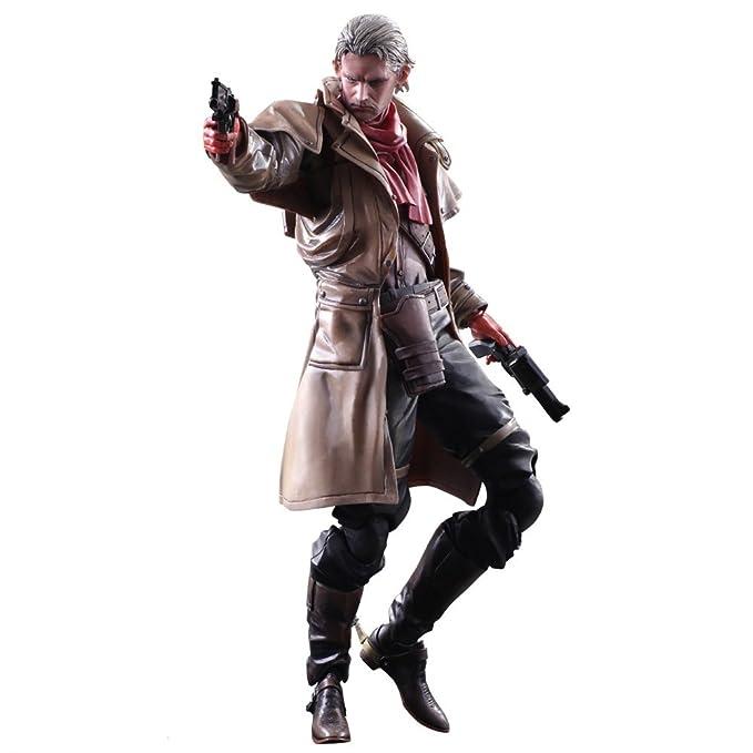 Square Enix - Figura Ocelot Metal Gear Solid V Play Arts Kai ...