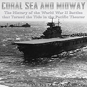 Coral Sea and Midway Audiobook