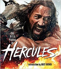 the art making of hercules pictorial moviebook