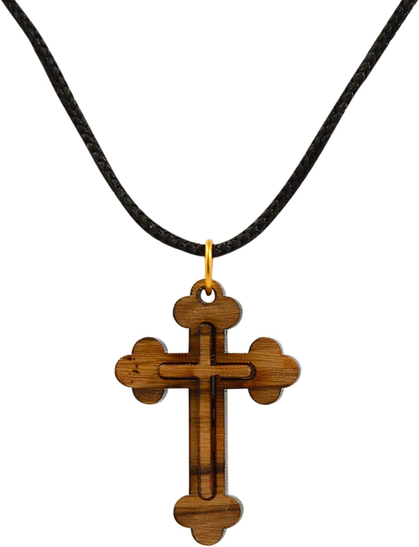 bijoux croix de bethléem en argent signification