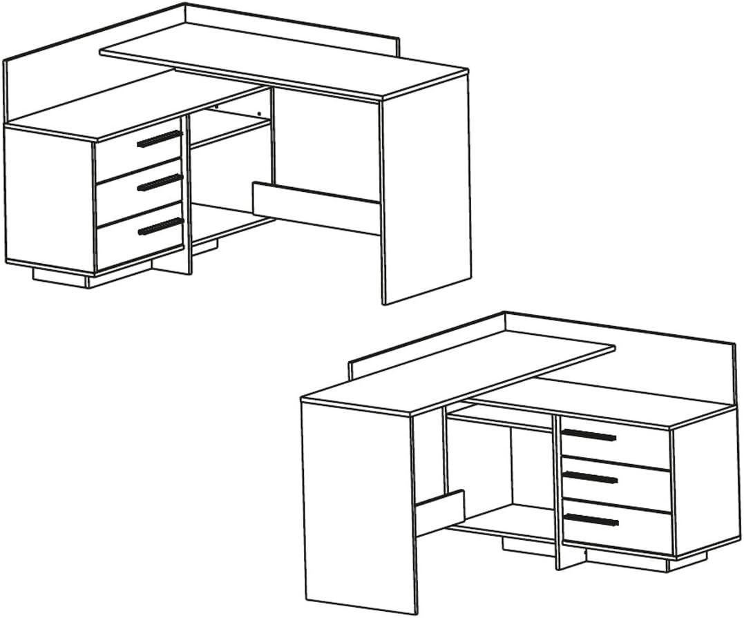 Mesa escritorio de trabajo