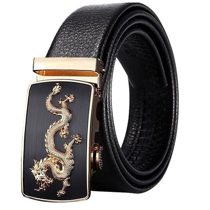 Amazon.com: Cinturones de piel suave de grano superior para ...