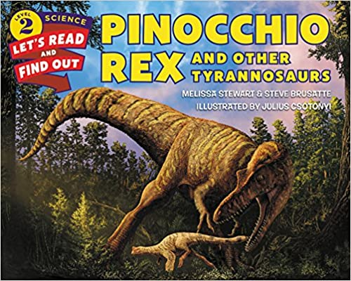 """""""""""DOC"""""""" Pinocchio Rex And Other Tyrannosaurs (Let's-Read-and-Find-Out Science 2). final Ligase Forgot Natural Current based"""