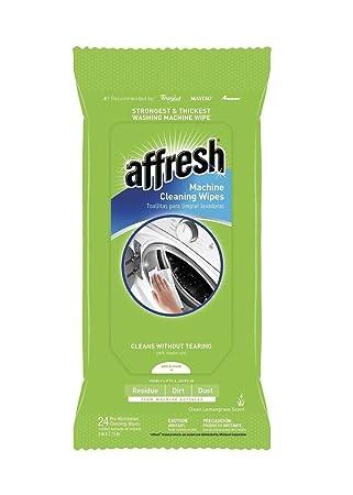 Affresh – Pastillas limpiadoras w10355053 máquina de limpieza toallitas