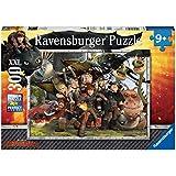 Ravensburger 13198 3 - Puzzle - Amis Fidèles - 300 Pièces