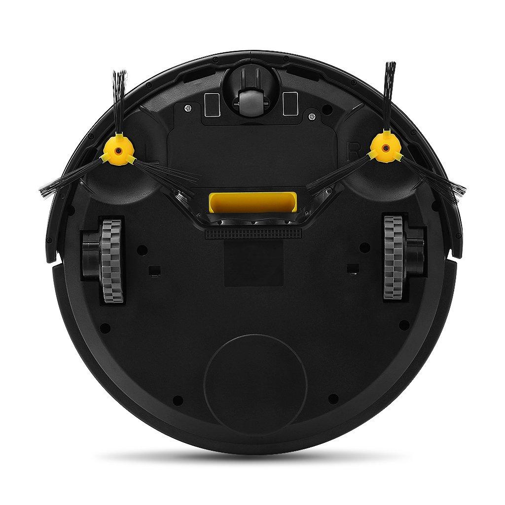 Haier - Robot aspirador (Pantalla LED, Autonomía 900 min, Silencioso 50db, Escalada 25 grados) (Gris): Amazon.es: Hogar