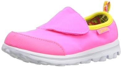 02677b5cddbb Skechers Kids 81020N GO Walk Athletic Sneaker (Toddler Little Kid)