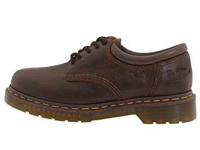 edc81867c0e7 Dr. Martens 8053 5 Eye Men s Leather Oxfords (Men s US Size  7