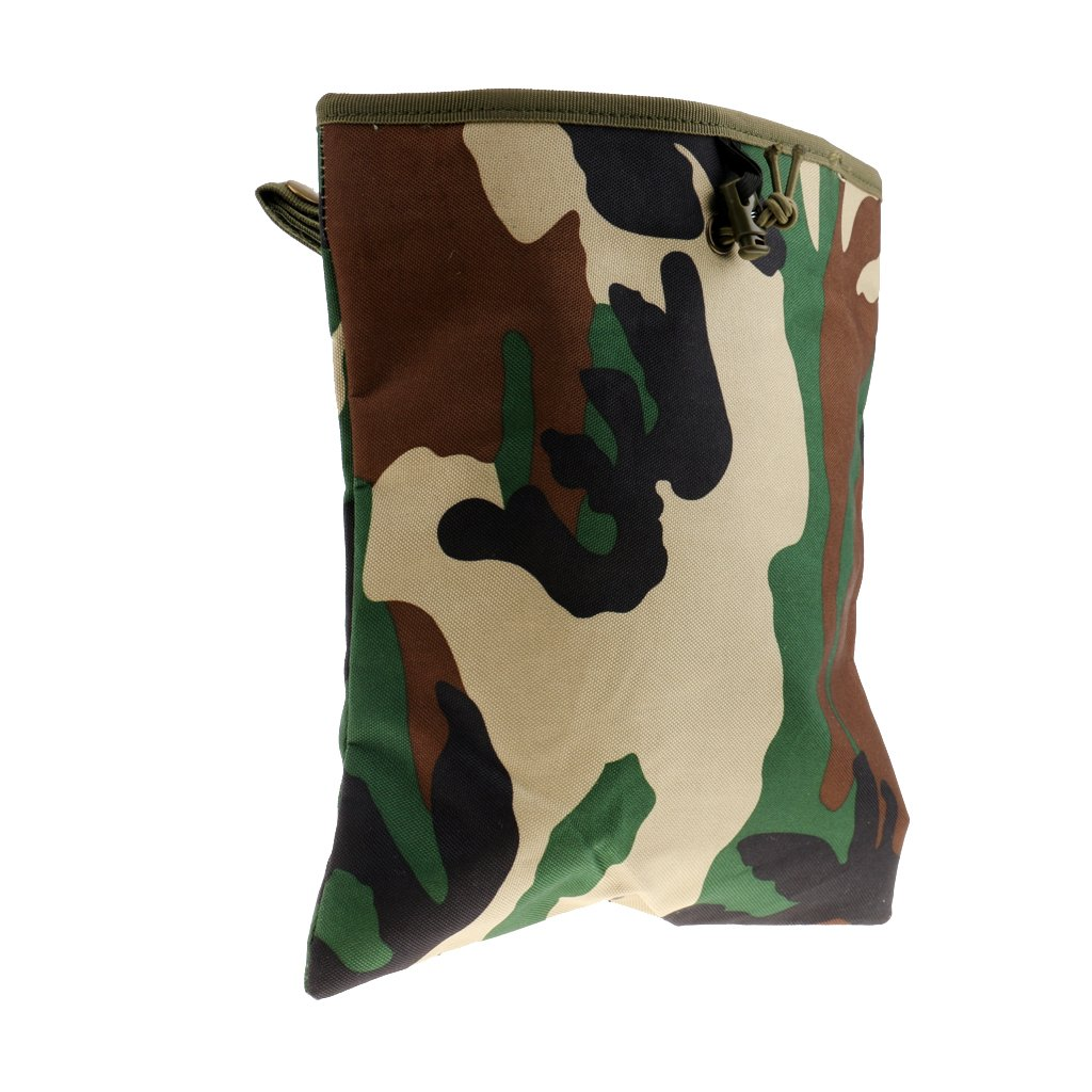 Molle Recycle Collection Waist Bag Fanny Pack Jungle Camouflage