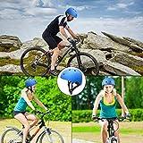 KORIMEFA Skateboard Bike Helmet CPSC Certified for