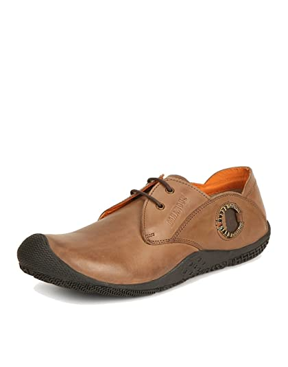 4d5ba8e5d77 Buckaroo Men s Brown Casual Shoes - 11 Uk  Buy Online at Low Prices ...