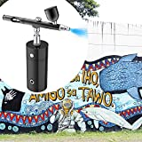 YLINGSU Airbrush Kit, Rechargeable Handheld Mini