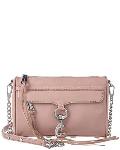Mini Mac Ladies Small Leather Crossbody Shoulder Bag HF16EFCX01 Rebecca Minkoff M389F05KE