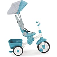 Little Tikes 638695 Perfect Fit 4-In-1 Trike, Teal