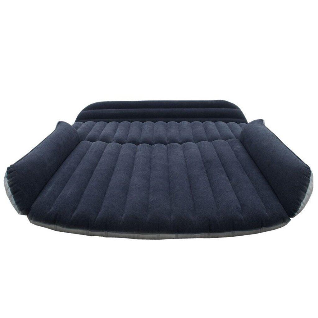 ZWL SUV Auto aufblasbare Bett, Auto Luftmatratze Auto Bett Outdoor Reisebett 128  180cm Fashion.z