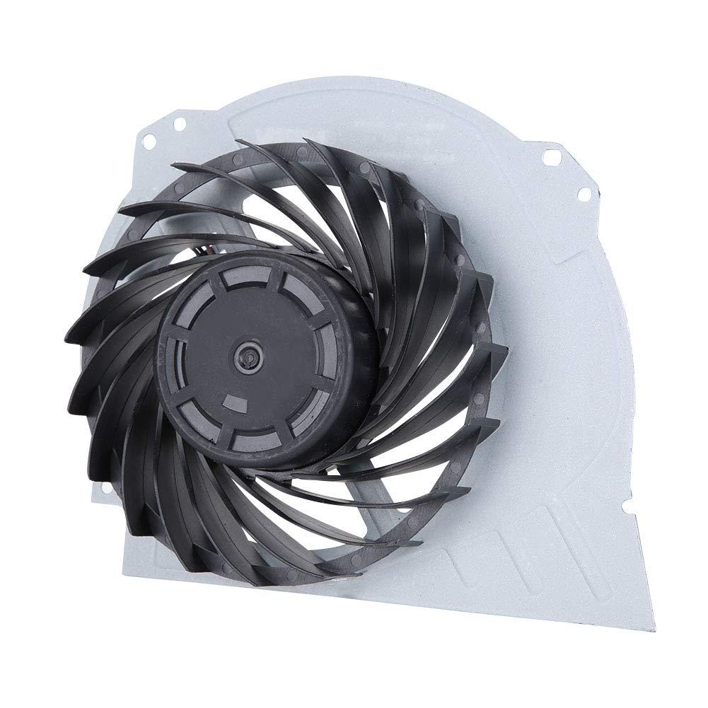 پنکه داخلی خنک کننده داخلی CPU فن خنک کننده قابل حمل فن خنک کننده داخلی قابل حمل برای PS4 قسمت تعویض تعمیر برای PS4 Pro 7000-7500 PS4-1100 بازی کنسول