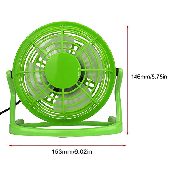 1pc Usb Cooling Fan Desk Mini Fan Notebook Laptop Handheldl Cooling Desk Mini Fan Home Appliances Vacuum Cleaner Parts