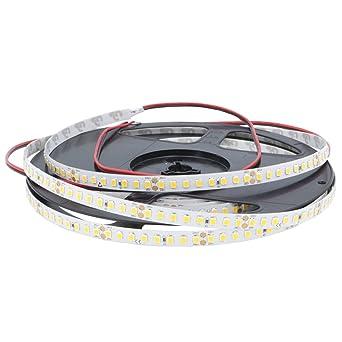 Iluminize - Tira de luces LED de alta eficiencia con 160 ledes por metro, SMD2835