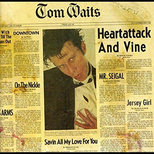 Tom Waits Heartattack And Vine