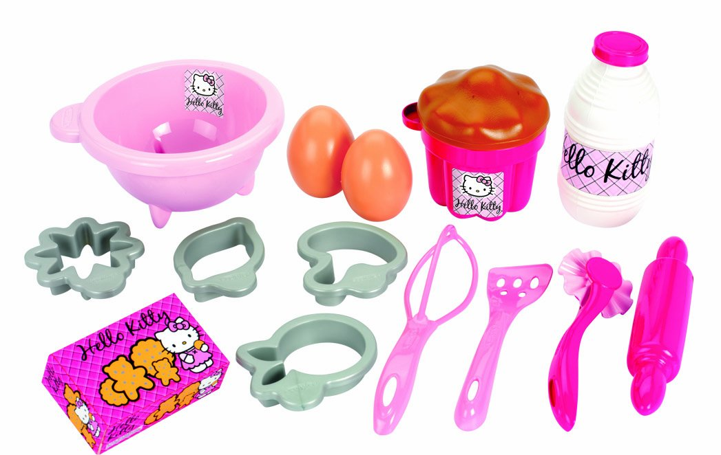 ECOIFFIER Hello Kitty Baking Set