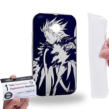 Case88 [Motorola Moto E (2nd Gen )] Gel TPU Phone case & Warranty