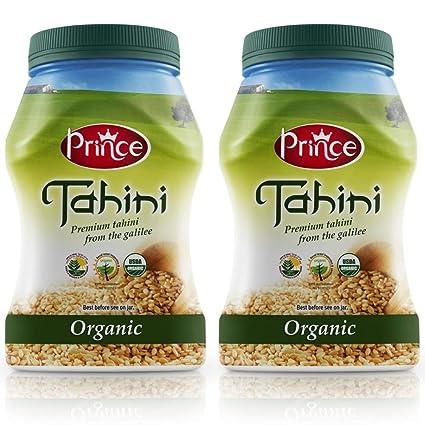 Prince Tahini Pasta natural de tahini, semillas de sésamo ...
