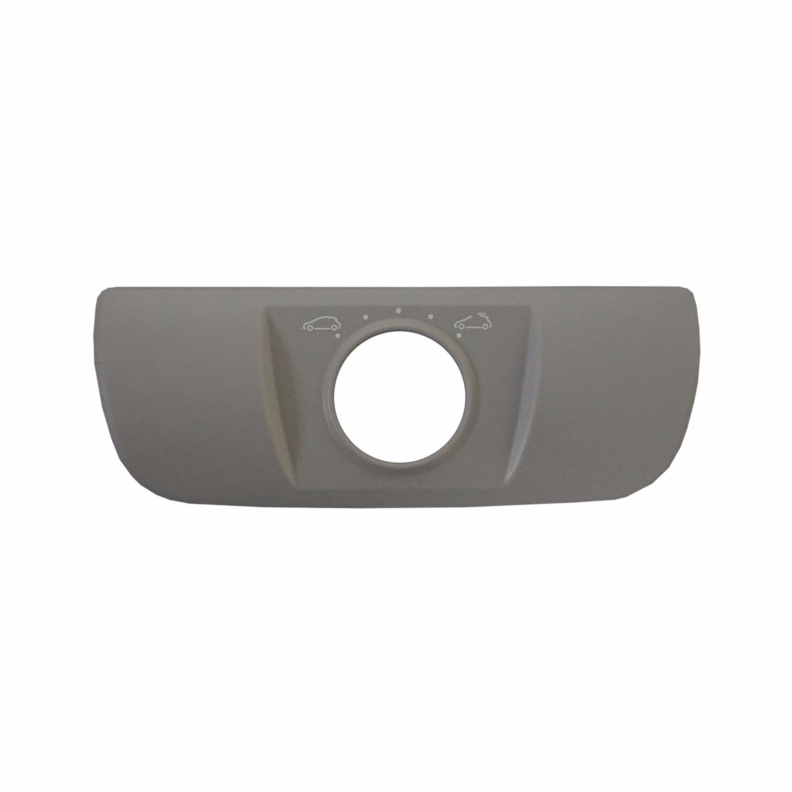 Bross BSR528 Sunroof Control Switch Panel Frame: 8200119893 Beige Color for Renault Megane Scenic Laguna 2