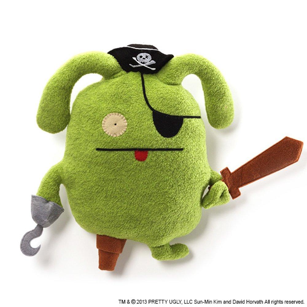 Gund Uglydoll Classic Pirate Ox Stuffed Animal