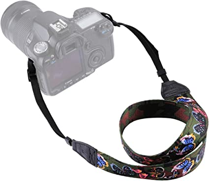 GzPuluz - Funda para cámara réflex Digital (diseño Retro, Estilo ...