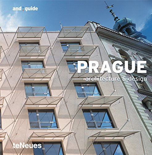 Prague. Architecture and Design Guide: and guide (And Guides)
