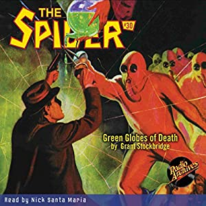 Green Globes of Death Audiobook