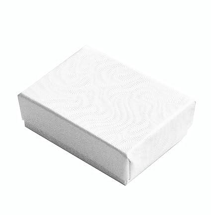 Amazoncom Lot of 12 pcs 1 78 x 1 14 x 58 White Cotton Filled
