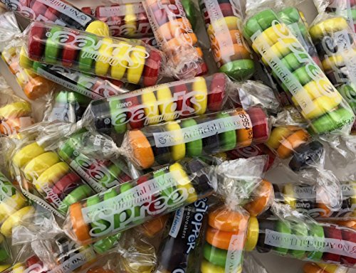 Original Spree Candy Mini Rolls, Fun Size (Pack of 2 Pounds)