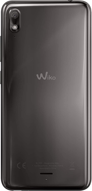Wiko View2 Go - Smartphone con pantalla panorámica de 5,93