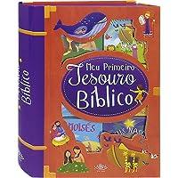 Meu Primeiro Tesouro Bíblico: Box com 6 und.