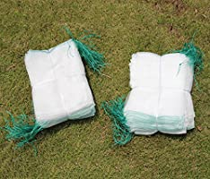 2pcs 55x 41 CUGBO Insects Mosquito Net Barrier Bag Garden Plant Flower Fruit Protect Bag Plant Seed Carrier Bag
