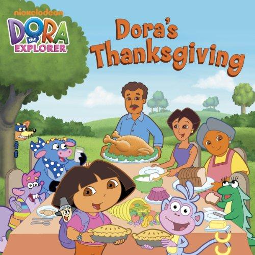 Dora's Thanksgiving (Dora the Explorer Book 5) ()