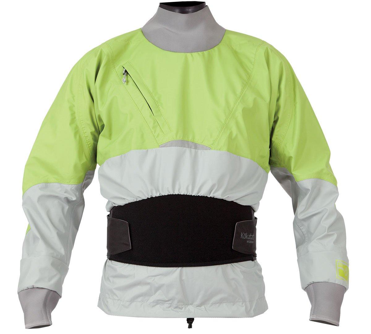 Kokatat Hydrus 3l Stoke Drytop – Men 's Small 地衣類 B0797NPZQP