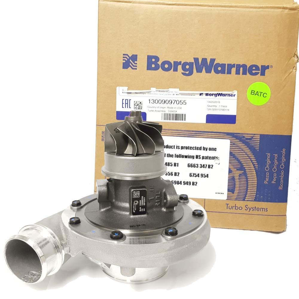 Amazon.com: BorgWarner S300SX-E (8780) Supercore (P/N 13009097055): Automotive