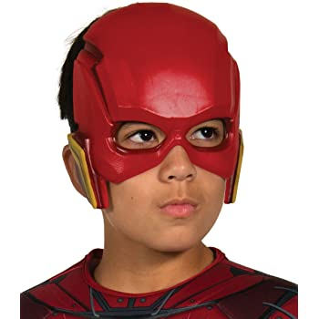Rubies JL Flash Child 1/2 Mask-