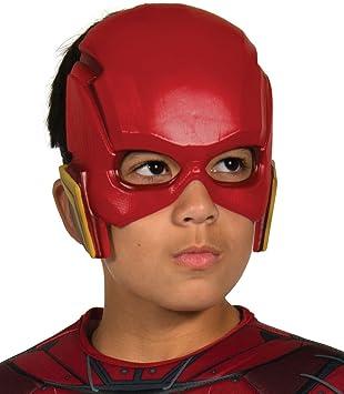 DC Justice League - Máscara de Flash para niños, accesorio disfraz ...